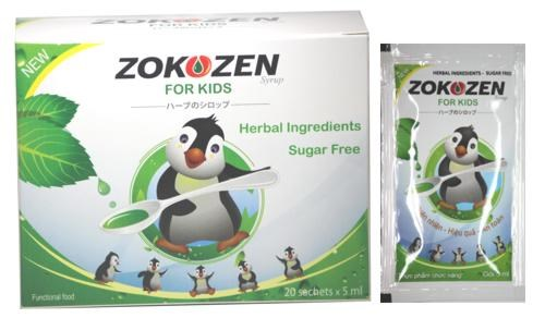 Zokozen for Kids (H/20Goi)